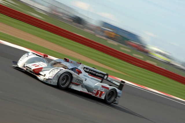 Greater fuel economy was the key to Audi's victory (Photo Credit: Chris Gurton Photography)