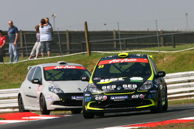 Jack Goff Led The Way In The Clios - Photo Credit: Jakob Ebrey Photography