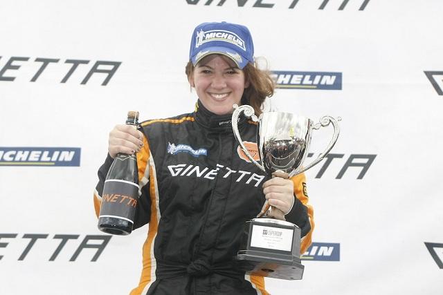 Louise Richardson (Richardson Racing) - Photo Credit: Jakob Ebrey