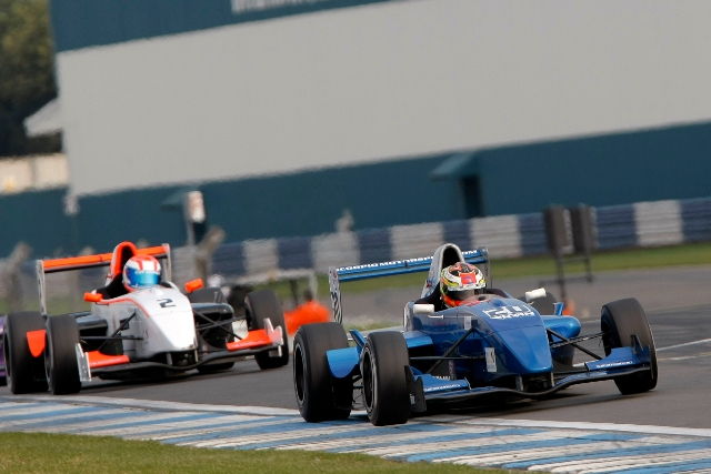 Walsh Fights To Top Four Double At Donington The
