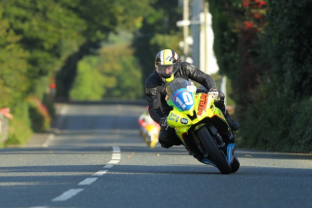 Mike Minns - Photo Credit: Dave Kneen (ManxPhotosOnline.com)