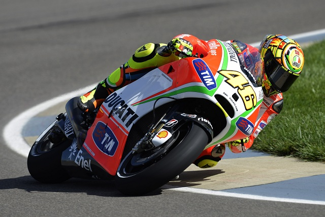Valentino Rossi believes he is closer to the outright pace than it appeared on Friday after he ended the day in tenth place at Indianapolis