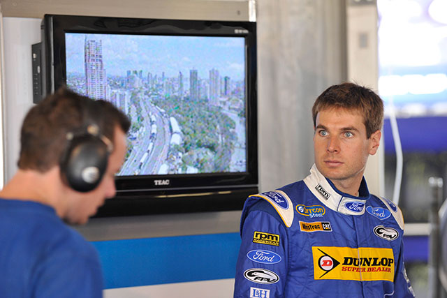 Will Power returns to FPR for the Gold Coast 600 Photo Credit: Ford Performance Racing