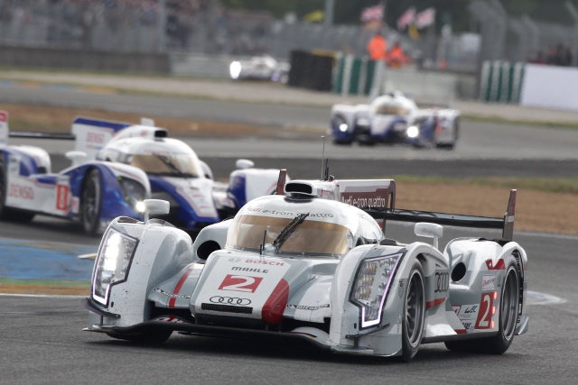 Two months ago Audi won at Le Mans, now the bulk of the WEC calendar remains (Photo Credit: Audi Motorsport)