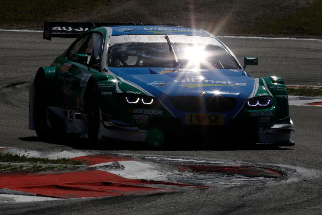 DTM BMW (Photo Credit: BMW AG)
