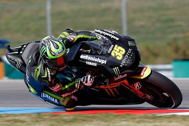 Cal Crutchlow - Photo Credit: MotoGP.com