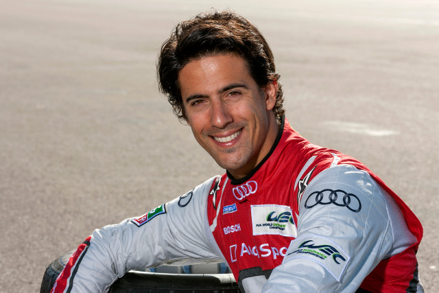 Di Grassi will join McNish and Kristensen in Audi's #2 car for the Sao Paulo event (Photo Credit: Audi Motorsport)