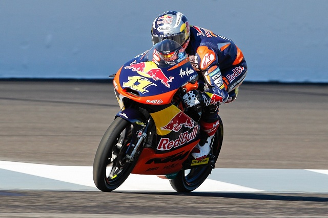 Moto3 Red Bull Indianapolis Grand Prix: Qualifying Classification