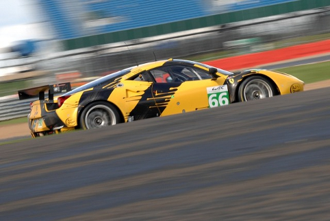 James Walker sped into provisional pole, but was pipped by Richard Lietz (Photo Credit: Chris Gurton Photography)