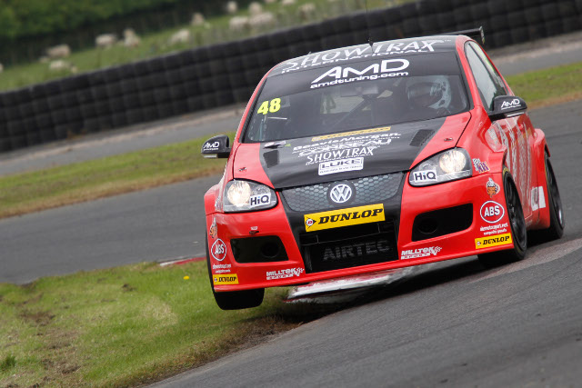 His home race, Snetterton will be an important race in Ollie's season (Photo Credit: btcc.net)