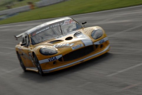 Lee Mowle and George Murrells combined for GT4 victory (Photo Credit: Chris Gurton Photography)
