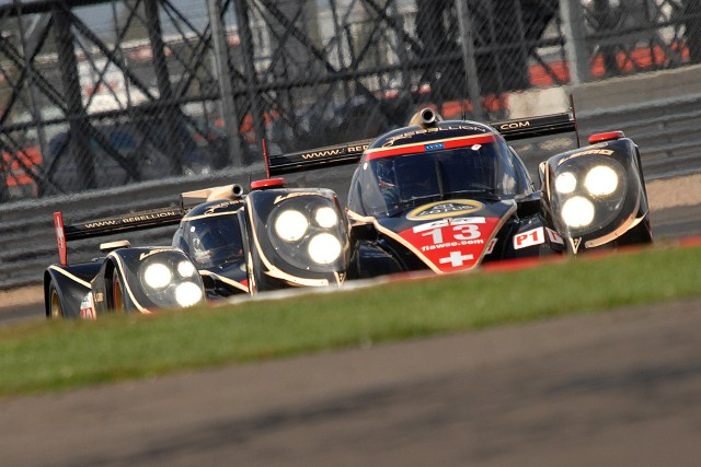 The #13 Lola-Toyota finished fourth overall for Rebellion Racing (Photo Credit: Chris Gurton Photography)