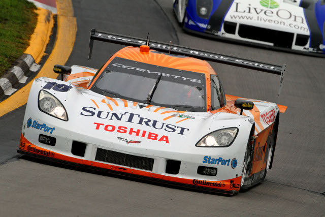 SunTrust Racing have now started from pole in three of the last four races at The Glen (Photo Credit: Grand-Am)