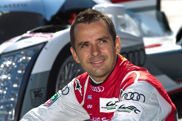 Le Mans winner Treluyer has made the most of the months before this weekend's race (Photo Credit: Audi Motorsport)