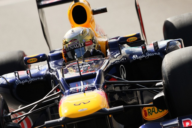 Sebastian Vettel - Photo Credit: OctanePhotos.co.uk