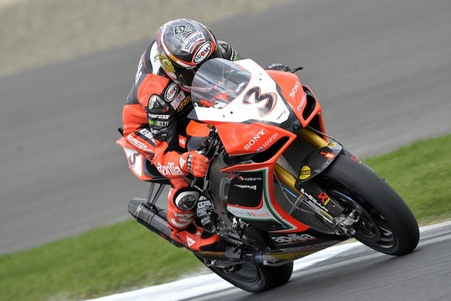 Max Biaggi has regained the World Superbike Championship lead after an incredible day at the Nurburgring which saw his chief rival crash twice