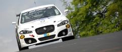 Carvell Motorsport Jaguar