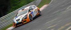 Welch Motorsport SEAT Supercopa