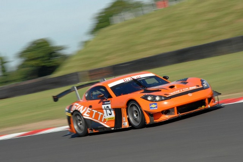 Team LNT have a starry driver line-up and come to the 24 on a high (Photo Credit: Chris Gurton Photography)