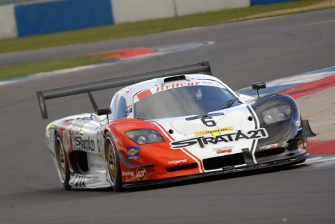 The Neil Garner/Strata 21 team have four Britcar victories this year (Photo Credit: Chris Gurton Photography)