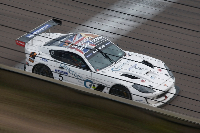 Grantham-based Richardson Racing moved a step closer to securing the Michelin Ginetta GT Supercup teams title after a strong weekend at Rockingham. Andrew Richardson continued his resurgent form with his...