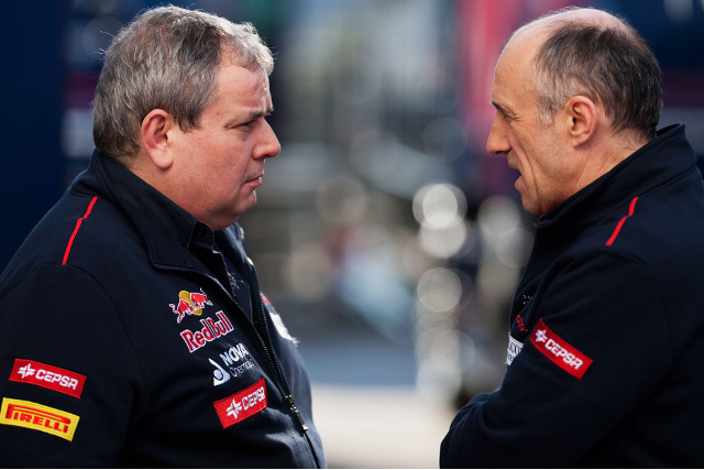 ​Giorgio Ascanelli​​ ​has resigned as ​T​oro Rosso​ technical director, the team have announced today.