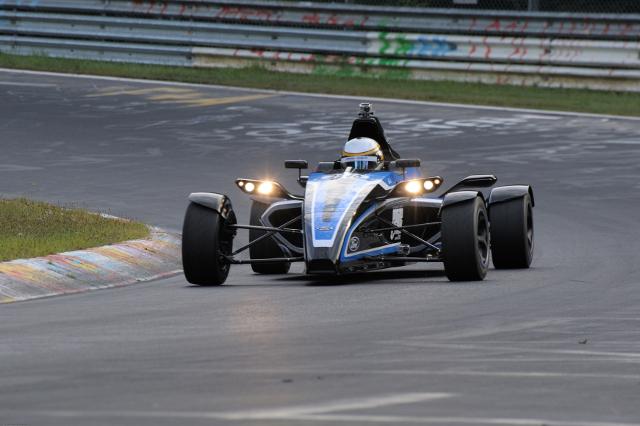 Formula Ford Ecoboost Nurburgring