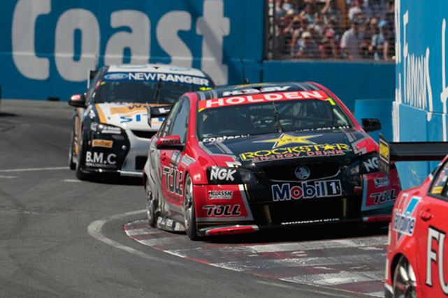 V8 SUPERCAR CHAMPIONSHIP GOLD COAST