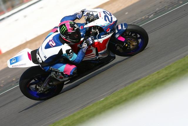 Alex Lowes - Photo Credit: Motorsport Vision