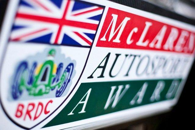 McLaren BRDC Award