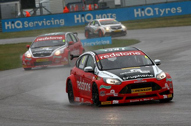 Round 8 of the 2012 British Touring Car Championship