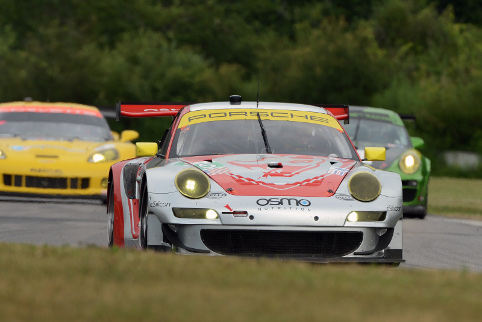 The GT class of the ALMS will be included in the newly merged series (Photo Credit: Ryan Smith)