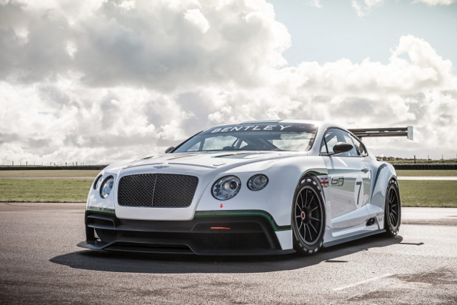 Bentley will make their first steps into motorsport since the end of the 24 Hours of Le Mans Speed 8 program in the burgeoning GT3 category with a car based on the new Continental GT Speed road car.