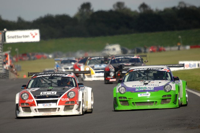 A mouth-watering 31 car grid is set to take the start of the three hour headliner to the Avon Tyres British GT Championship this weekend.