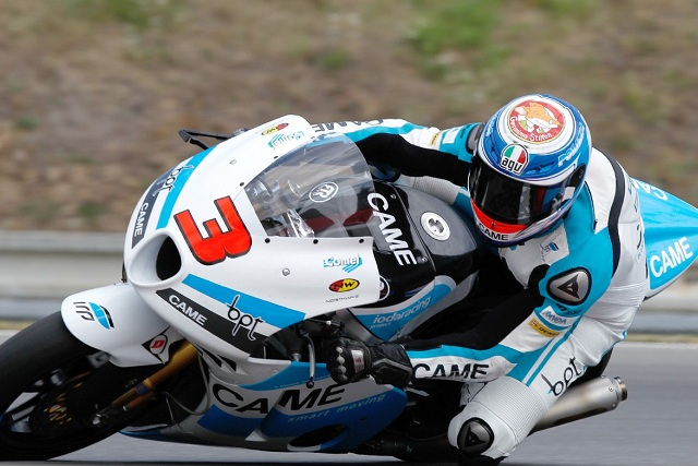 Simone Corsi - Photo Credit: MotoGP.com