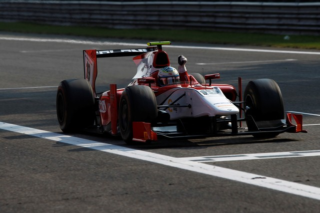 Luca Filippi - Photo Credit: Andrew Ferraro/GP2 Media Service