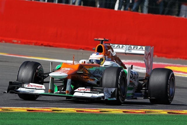 Paul Di Resta - Photo Credit: Sahara Force India F1 Team