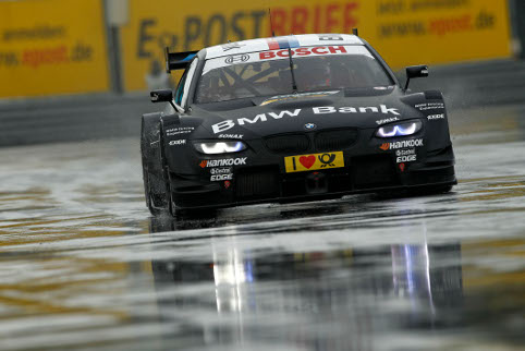 A difficult weekend at the Norisring; an unlikely highlight for Spengler (Photo Credit: DTM Media)