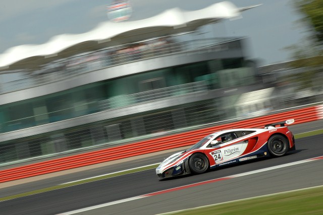 Matt Bell and Charles Bateman scored United Autosports' second win in three races, taking victory at the Avon Tyres British GT Championship's headline three hour race at Silverstone.