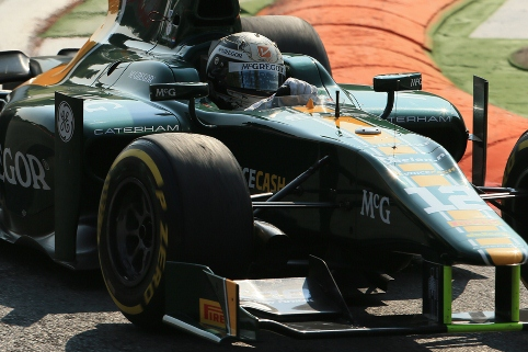Giedo van der Garde - Photo Credit: Octane Photographic