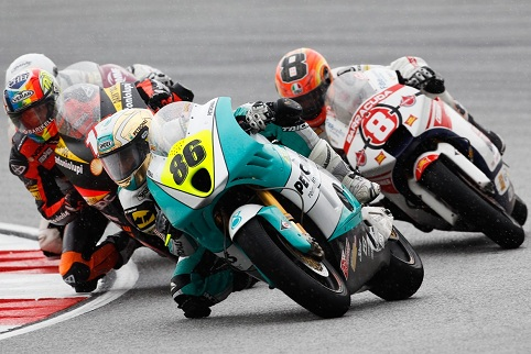 Hafizh Syahrin - Photo Credit: MotoGP.com