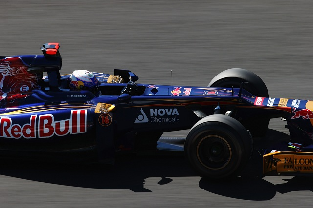 Daniel Ricciardo - Photo Credit: Clive Mason/Getty Images