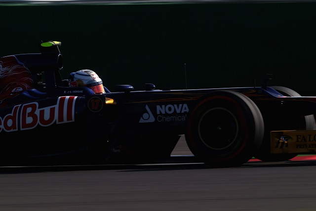 Jean-Eric Vergne - Photo Credit: Clive Rose/Getty Images