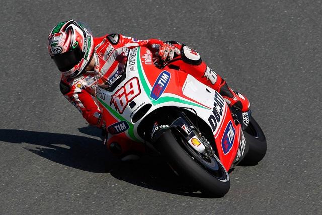 Nicky Hayden - Photo Credit: MotoGP.com