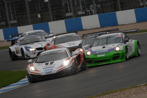 Alvaro Parente and Zak Brown escaped the championship fight to take victory (Photo Credit: Chris Gurton Photography)