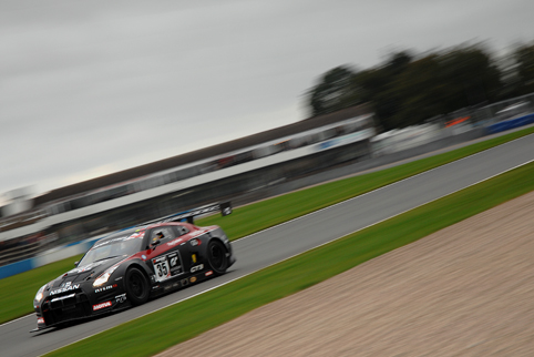 Alex Buncombe led the race - and the championship - for the first hour (Photo Credit: Chris Gurton Photography)