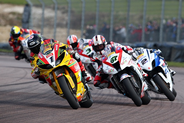 The 2012 season has seen more thrilling BSB action - Photo Credit: Motorsport Vision