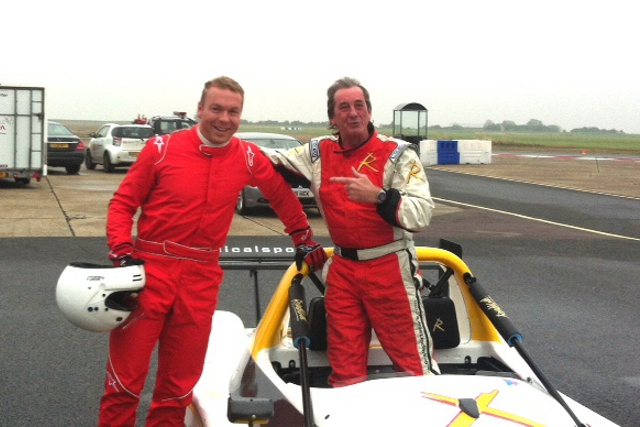 Great Britain's most decorated Olympian, six-time gold meddalist Sir Chris Hoy will making his motorsport debut in 2013 in the new Radical SR1 Cup. Hoy has been a regular participant...