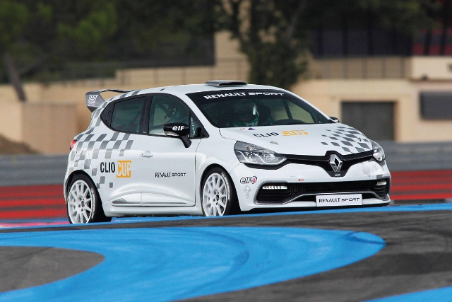 Renault UK has confirmed the new fourth-generation Clio Cup car will begin racing in the UK in 2014. It will replace the current Clio Cup car, which was introduced into...