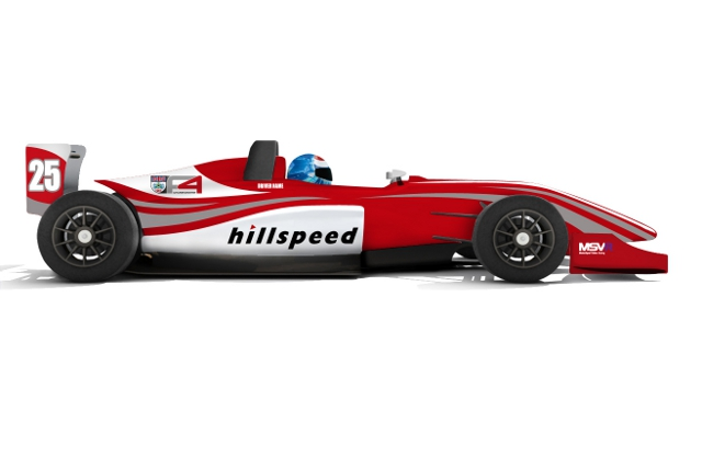 F4 - Hillspeed